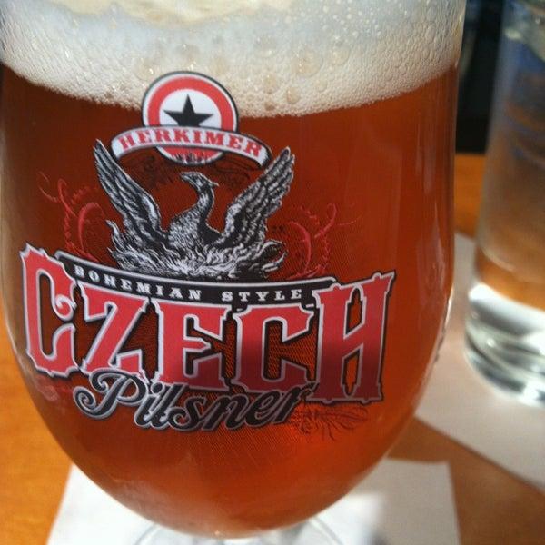 1/19/2013에 Jennifer S.님이 The Herkimer Pub & Brewery에서 찍은 사진