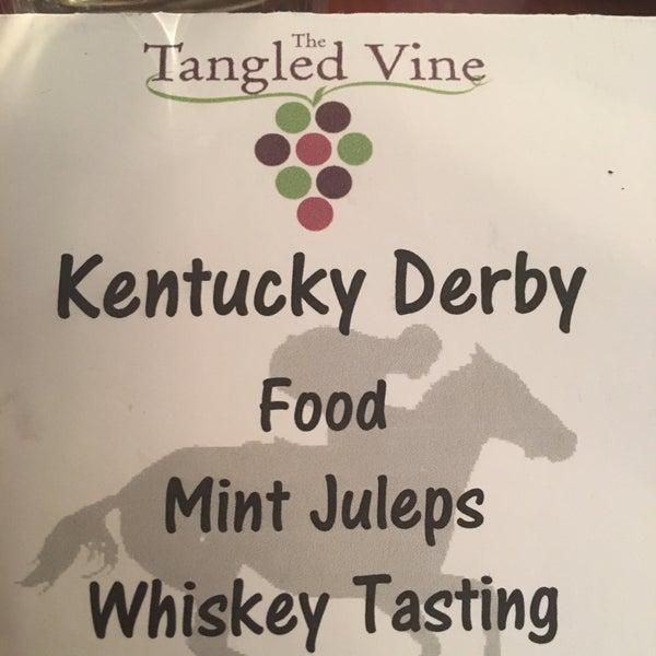 5/7/2016にDavid S.がThe Tangled Vine Wine Bar & Kitchenで撮った写真