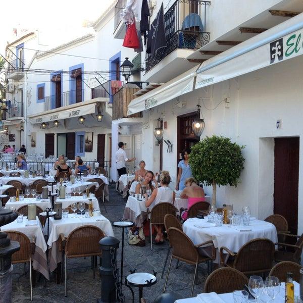 8/11/2013にChristos T.がRestaurante El Olivoで撮った写真