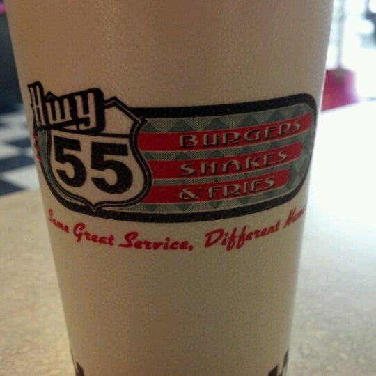 Hwy 55 Near Me >> Photos At Hwy 55 Burgers Shakes Fries 19 Tips From 183