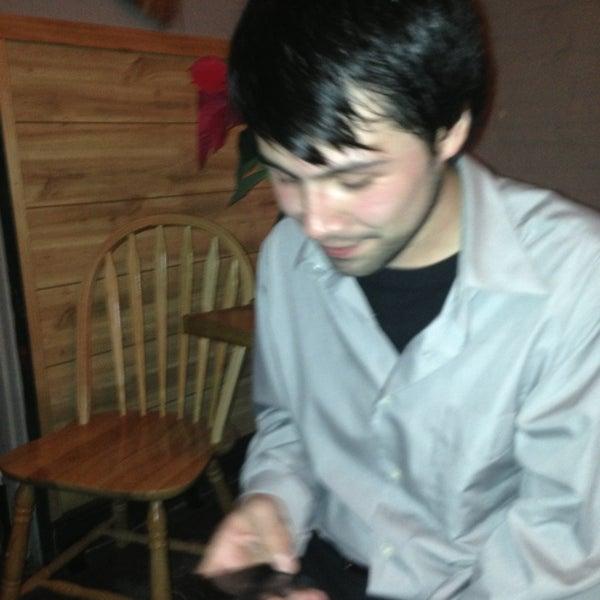 12/20/2012 tarihinde Edmund B.ziyaretçi tarafından Russian House'de çekilen fotoğraf