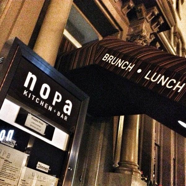 Photo prise au NoPa Kitchen + Bar par Daniel S. le5/9/2013