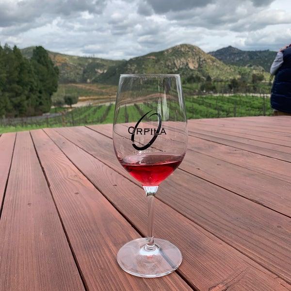รูปภาพถ่ายที่ Orfila Vineyards and Winery โดย Christine M. เมื่อ 3/10/2019