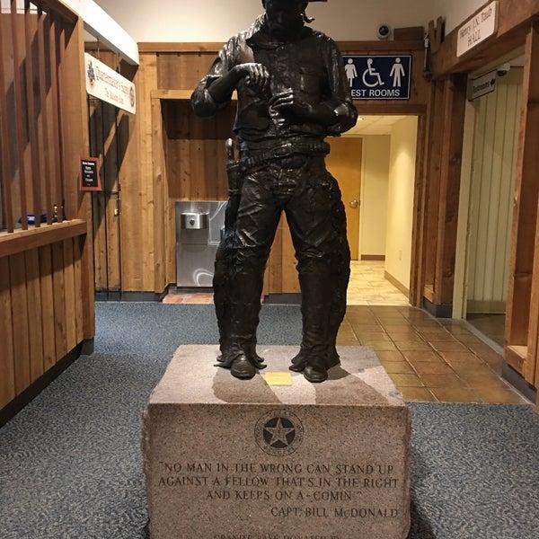 Foto scattata a Texas Ranger Hall of Fame and Museum da Joe M. il 1/4/2018