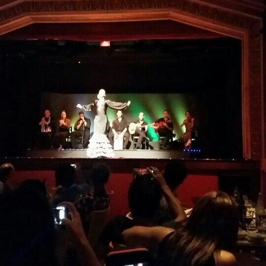 Снимок сделан в Palacio del Flamenco пользователем Asena Ş. 8/26/2015