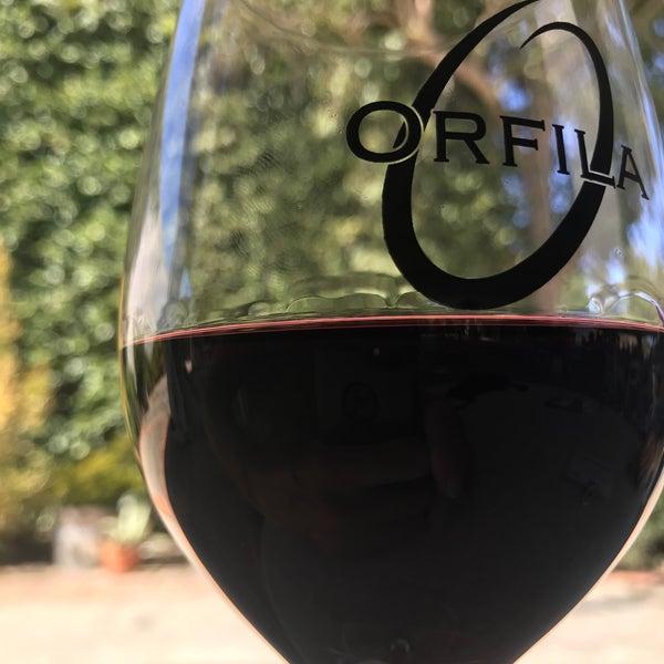 รูปภาพถ่ายที่ Orfila Vineyards and Winery โดย Rick M. เมื่อ 8/29/2020