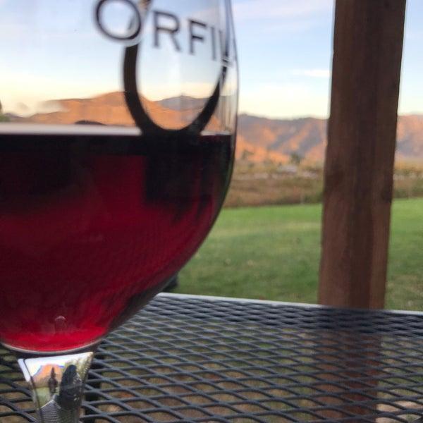 รูปภาพถ่ายที่ Orfila Vineyards and Winery โดย Rick M. เมื่อ 11/26/2018