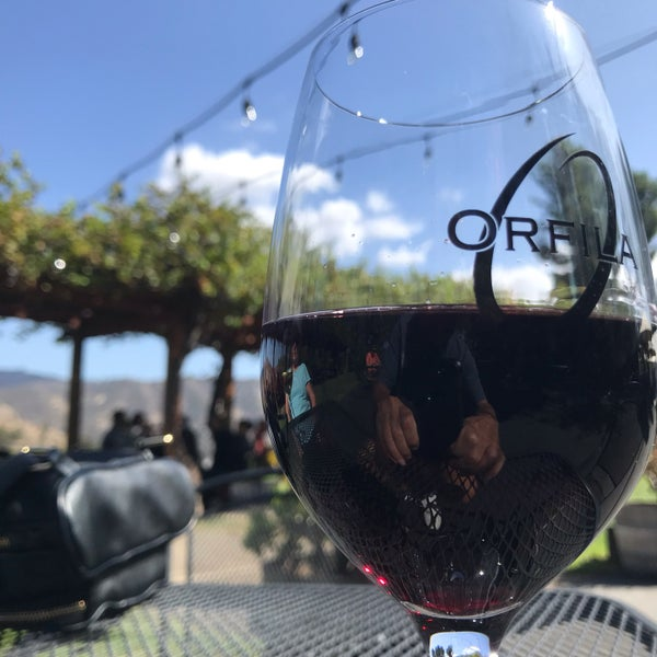 รูปภาพถ่ายที่ Orfila Vineyards and Winery โดย Rick M. เมื่อ 9/29/2019