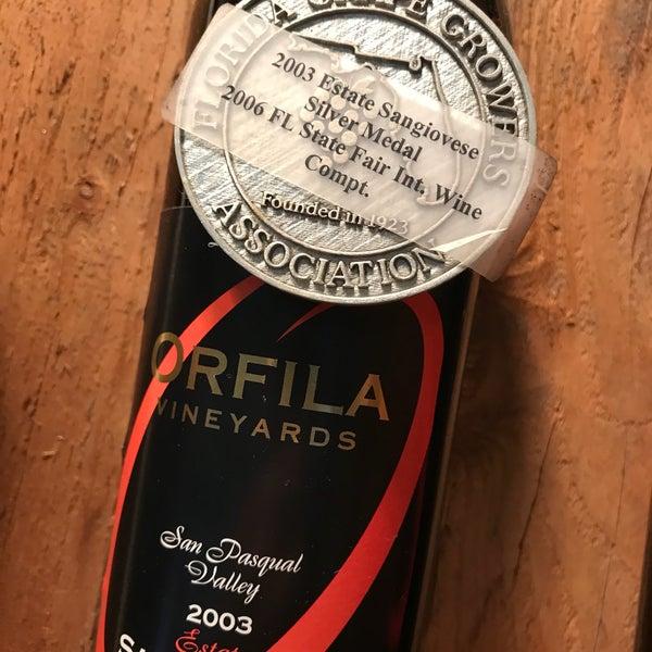 รูปภาพถ่ายที่ Orfila Vineyards and Winery โดย Rick M. เมื่อ 7/21/2018