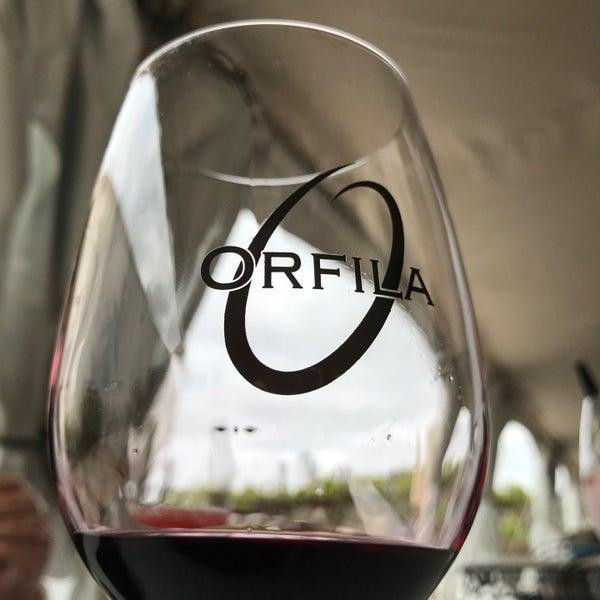 รูปภาพถ่ายที่ Orfila Vineyards and Winery โดย Rick M. เมื่อ 5/16/2021