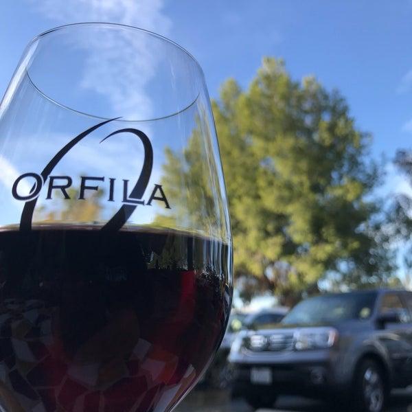 รูปภาพถ่ายที่ Orfila Vineyards and Winery โดย Rick M. เมื่อ 11/17/2018