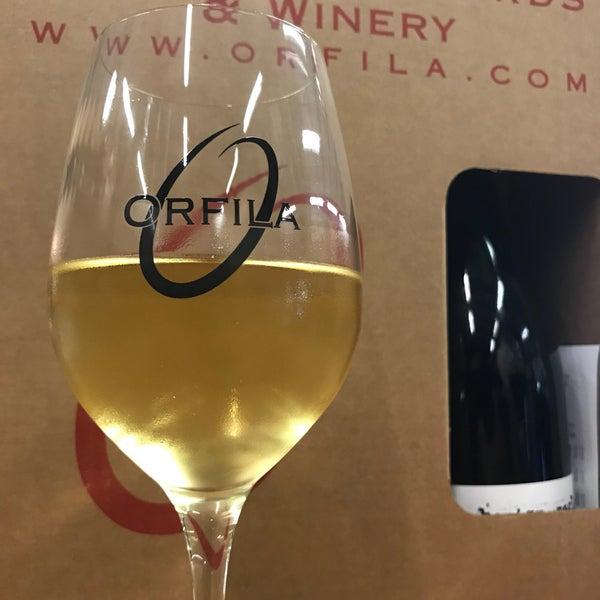 รูปภาพถ่ายที่ Orfila Vineyards and Winery โดย Rick M. เมื่อ 8/18/2018