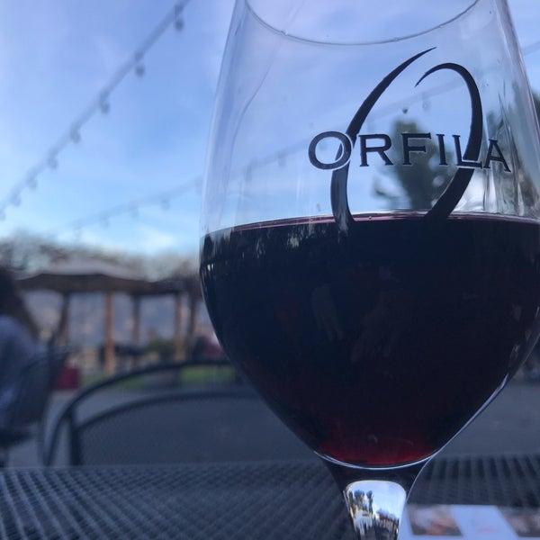 รูปภาพถ่ายที่ Orfila Vineyards and Winery โดย Rick M. เมื่อ 12/22/2018