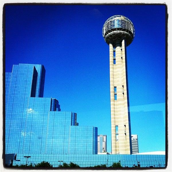 5/7/2013にJeffrey H.がReunion Towerで撮った写真