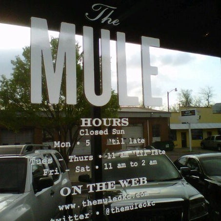 Foto tirada no(a) The Mule por Margo P. em 5/1/2013