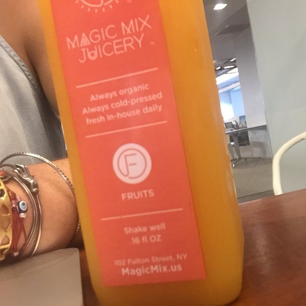 9/7/2016にLaurenがMagic Mix Juiceryで撮った写真