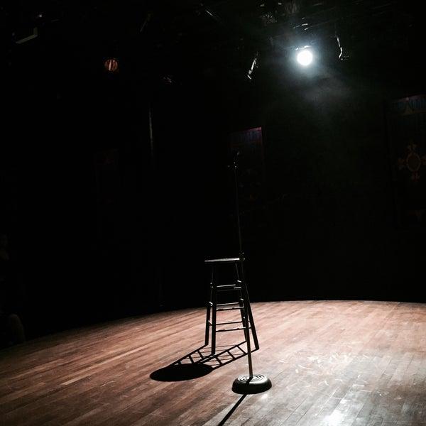 Снимок сделан в The Lynn Redgrave Theater at Culture Project пользователем Lauren 4/2/2016