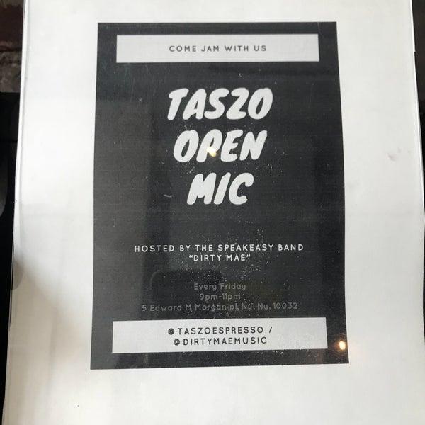 4/15/2018にLaurenがTaszo Espresso Barで撮った写真
