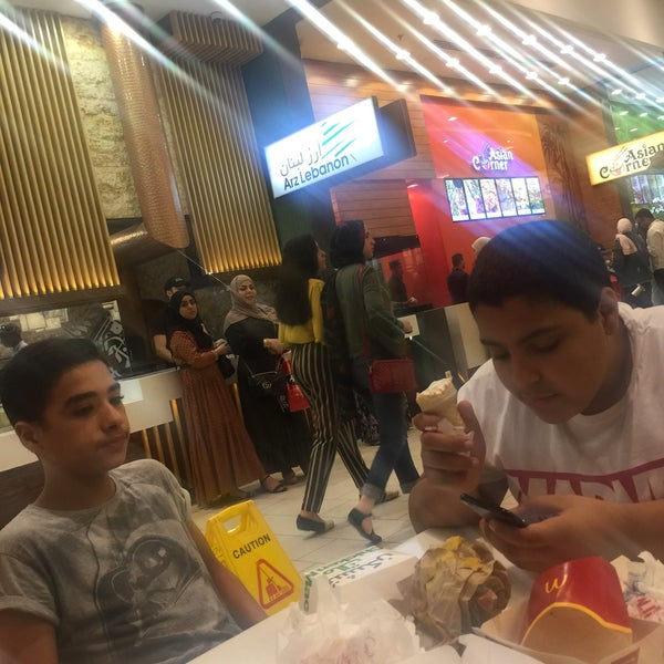 Mall Of Egypt Food Court 2 Tips