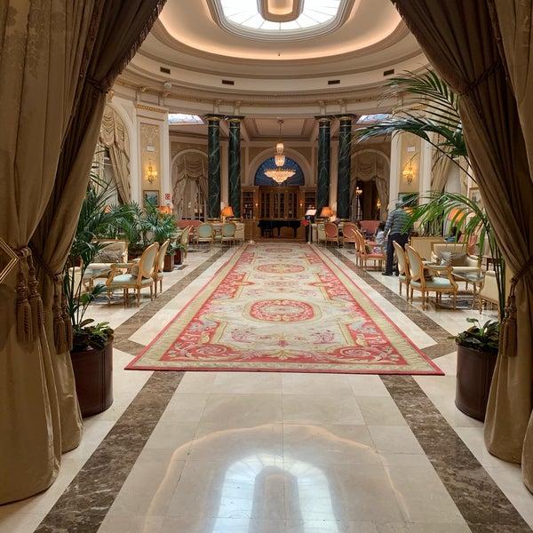 Foto tirada no(a) El Palace Hotel Barcelona por Haechang L. em 5/29/2019