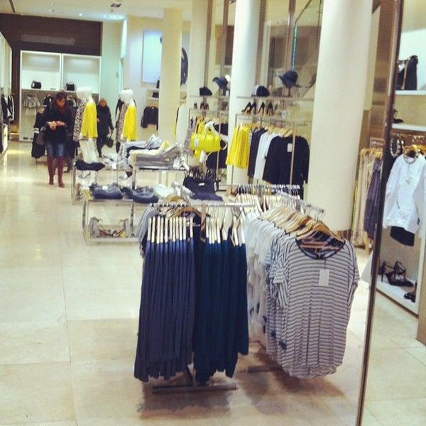 outlet store dfc23 2c534 Zara - Trevi - Via del Corso 189