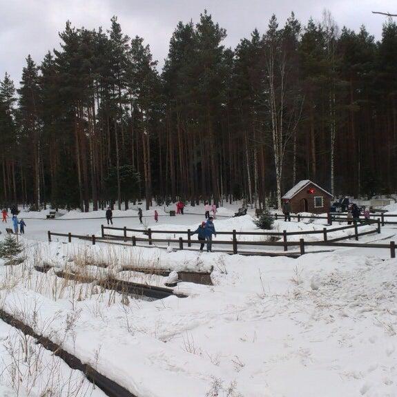 3/31/2013 tarihinde Igor K.ziyaretçi tarafından Охта Парк'de çekilen fotoğraf