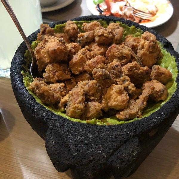Chicharrón de pulpo ( octopus) or grilled octopus just delicious