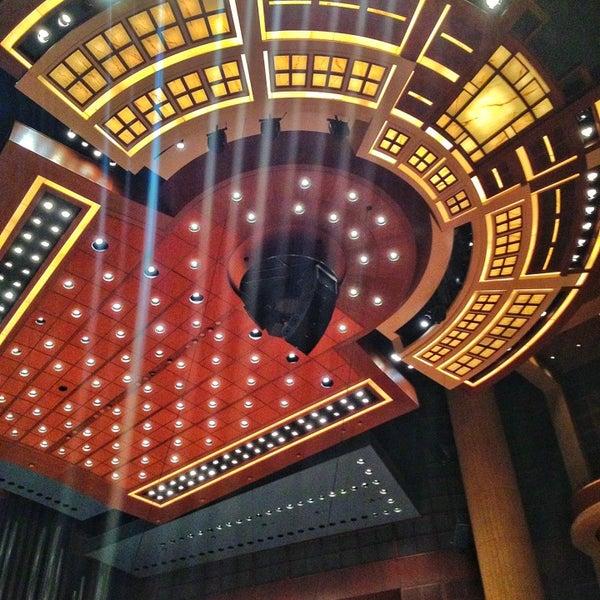 Foto tirada no(a) Morton H. Meyerson Symphony Center por Kevin B. em 3/4/2013