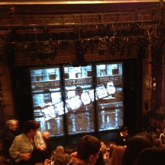 12/16/2012にChris P.がNederlander Theatreで撮った写真