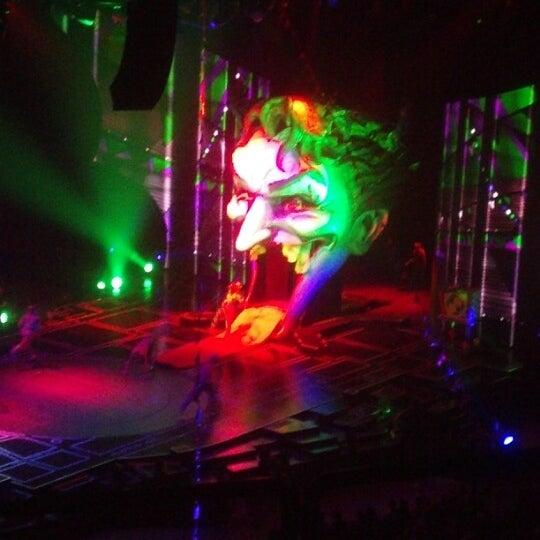 Das Foto wurde bei Thomas & Mack Center von Stellar D. am 10/6/2012 aufgenommen