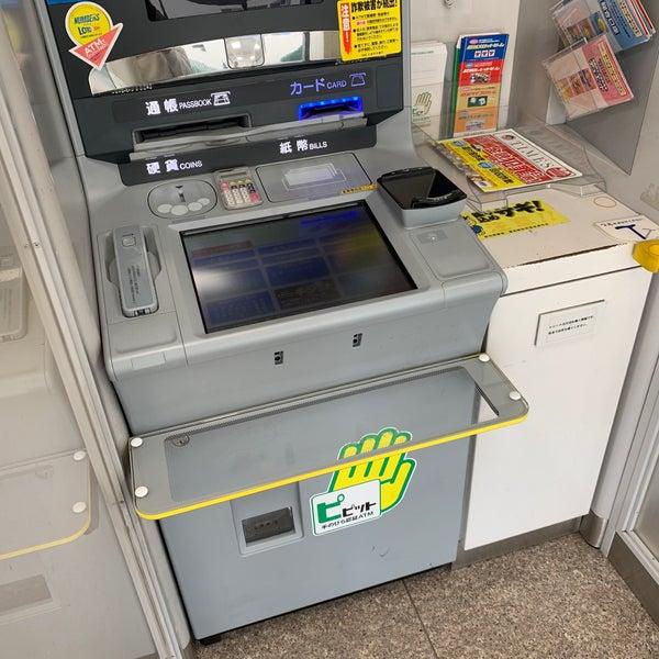 共立 銀行 atm 大垣