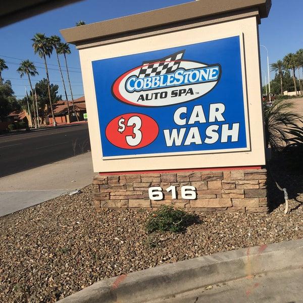 Photos at Cobblestone Auto Spa - Tempe - Car Wash in Tempe