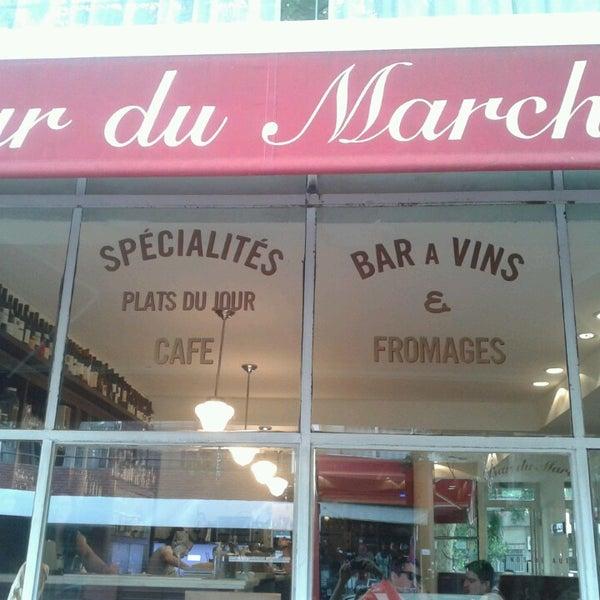 10/19/2013에 Tomás M.님이 Bar du Marché에서 찍은 사진