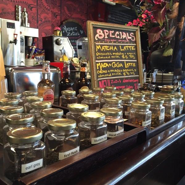 Foto scattata a Madame Zuzu's Tea House da Leyla A. il 10/29/2015