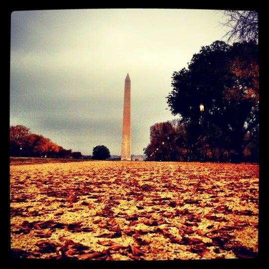 Foto scattata a National Mall da Matt M. il 10/26/2012