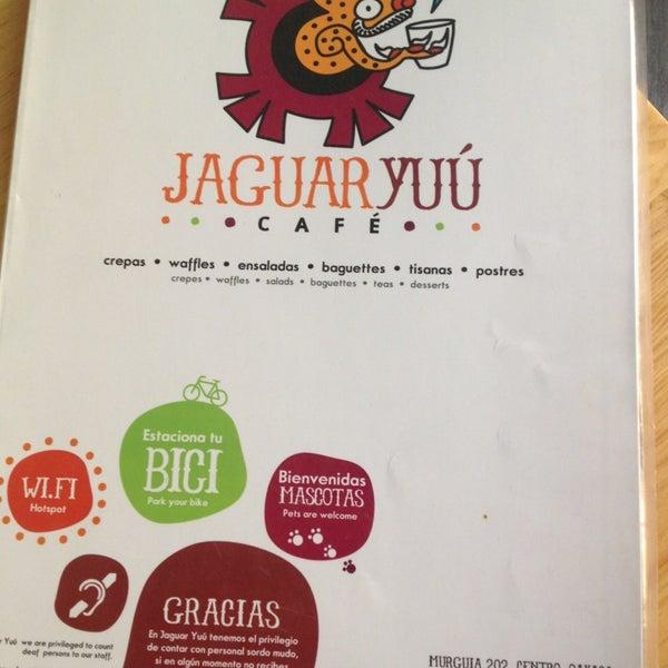 Foto tomada en Café Jaguar Yuú por Oaxacaes .. el 2/24/2013