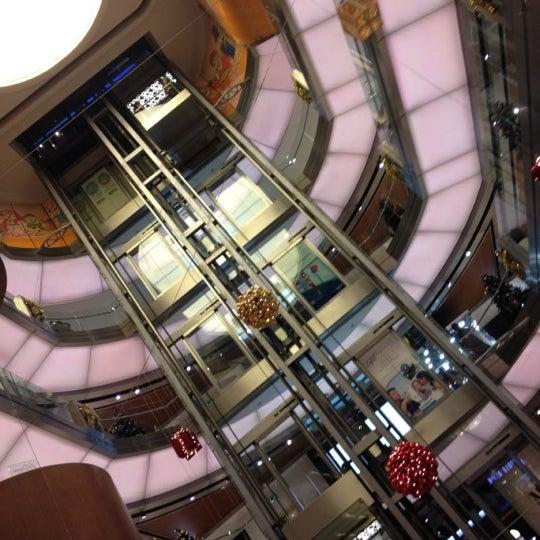 Das Foto wurde bei City's Nişantaşı von emre k. am 12/7/2012 aufgenommen