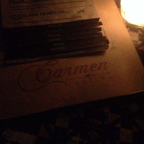 1/9/2016にAnahi L.がCarmen Cantinaで撮った写真
