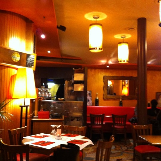 Restaurantul Garcon Rue du Loialitate Midday