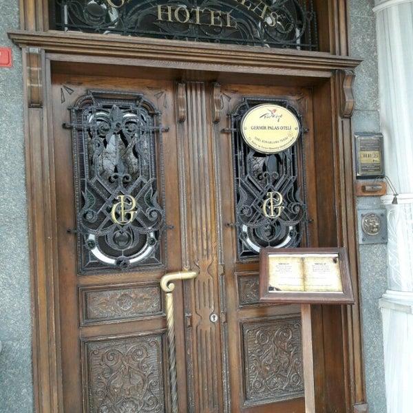 4/5/2017 tarihinde 🕊Sevim Ş.ziyaretçi tarafından Germir Palas Hotel,İstanbul'de çekilen fotoğraf