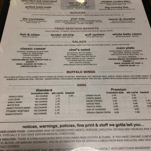 Photos at Eagle Grill & Oyster Bar - Greenacres, FL
