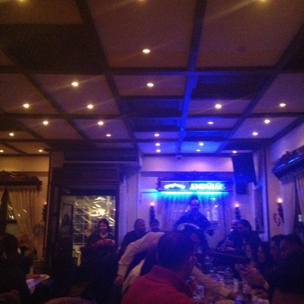 Foto diambil di Endülüs Meyhanesi oleh Aysegul🐬 pada 12/22/2012