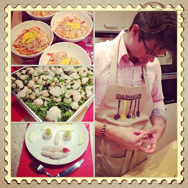 รูปภาพถ่ายที่ Culinaryon โดย Jane O. เมื่อ 7/14/2013