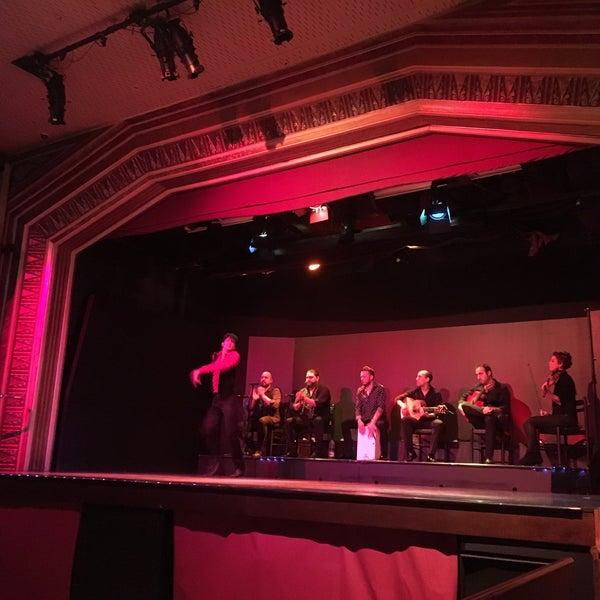 Das Foto wurde bei Palacio del Flamenco von Mariana H. am 2/3/2019 aufgenommen