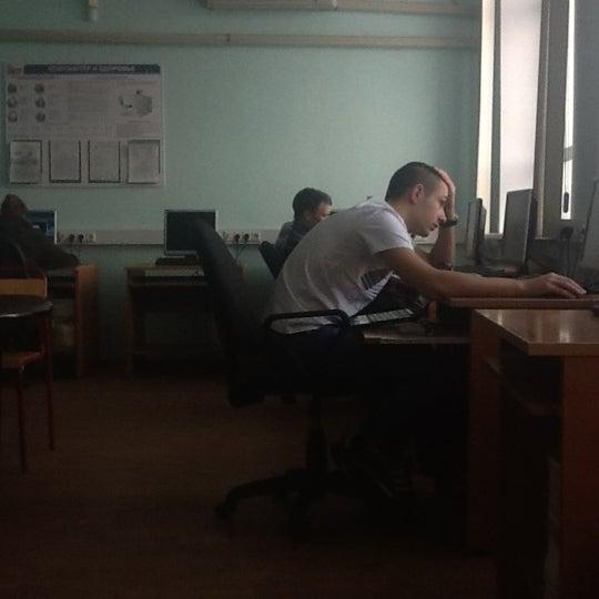 Foto scattata a Институт математики и информатики (ИМИ МГПУ) da Григорьев И. il 3/2/2013
