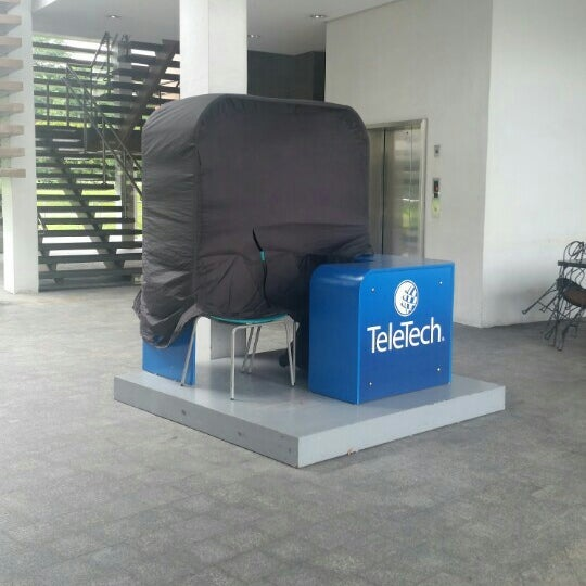 TeleTech UP TechnoHub Office In Quezon City District 4