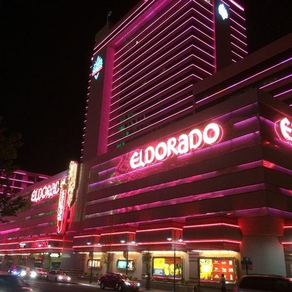 Снимок сделан в Eldorado Resort Casino пользователем Chris 😈 P. 4/20/2014
