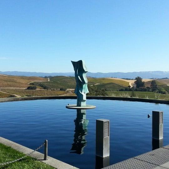 Das Foto wurde bei Artesa Vineyards & Winery von Jon E. am 10/9/2012 aufgenommen
