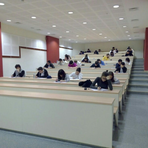 Foto tirada no(a) İstanbul Kültür Üniversitesi por Emel K. em 11/21/2015