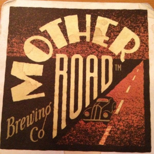 รูปภาพถ่ายที่ Mother Road Brewing Company โดย seth m. เมื่อ 1/29/2013